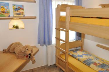 Ferienwohnung 4 Kinderzimmer