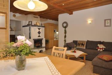 Ferienwohnung 4 Wohnzimmer