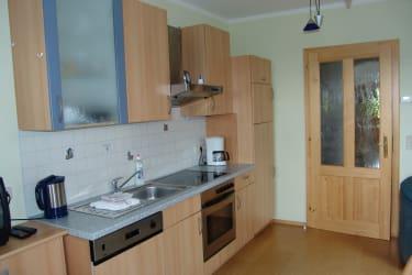 Küche Knusperhaus