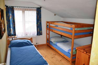 Kinderzimmer in der Knechtwohnung