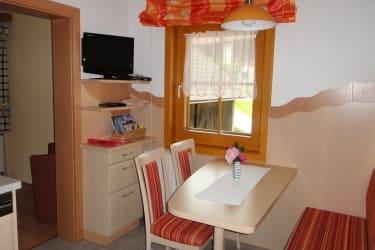 Wohnküche Dorfblick