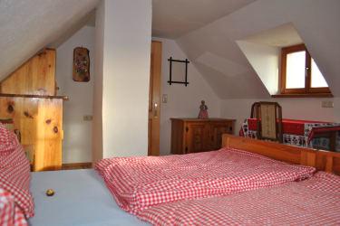 Zimmer im oberen Stock