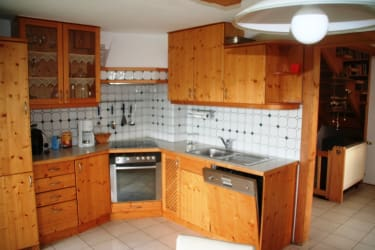 Küche Großer Troadkasten
