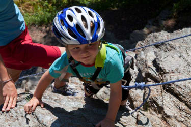 Klettern für Jung und Alt