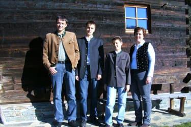 Vermieterfamilie Auer