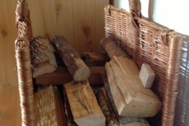 Feuerholz für stimmungsvolle Abende