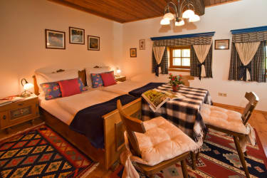 Zechner Schlafzimmer Parterre