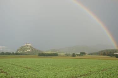 Regenbogen _Hochosterwitz