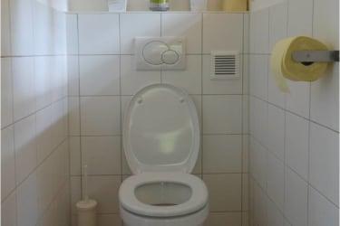 WC in Hütte