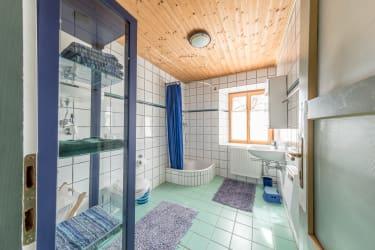 Badezimmer Wohnung Bugatti