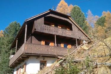 Hütte Süd/ostseite