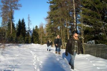 Winterzeit-Wanderzeit
