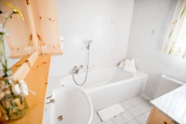 Gutzingerhof Badezimmer