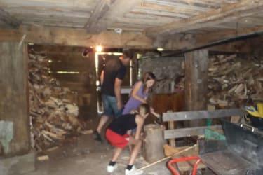 Homa gnua Holz in da Hittn?