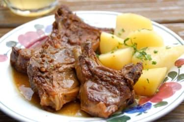 Lassen Sie sich auf der Frido Kordon Hütte auch kulinarisch verwöhnen
