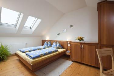 Schlafzimmer Dachgeschoß