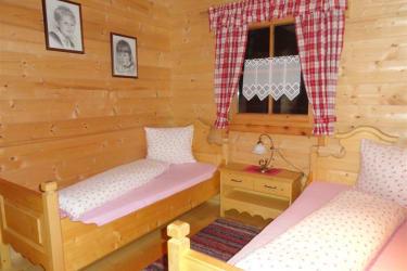 Zweibettzimmer im Erdgeschoss