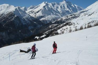 Skigebiet Großglockner-Heiligenblut