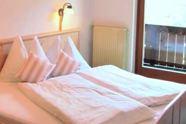 Schlafzimmer App. Sonnblick