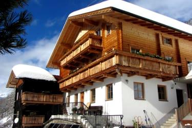 Winter am Seppenbauerhof