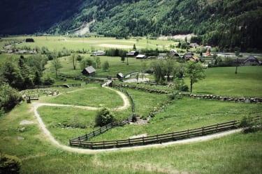 Blick in das Tal