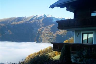 Herbst mit Nebelmeer