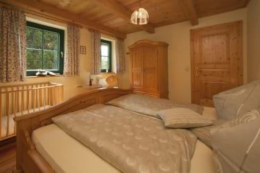 Schlafzimmer Whg 3
