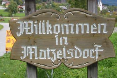 unser Dorf...