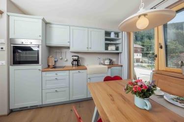 Küche Panoramasuite