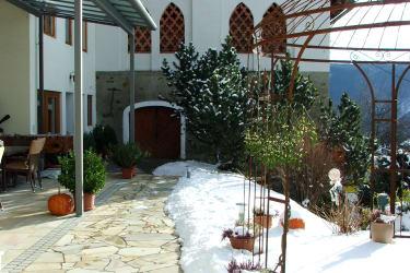 Winterimpression am Götzfried-Hof