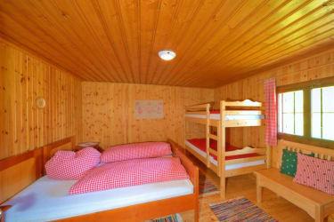 Götzfried-Hütte - Schlafzimmer