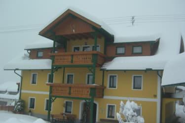 Landhaus Ebner im Winter