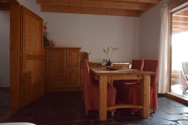Goldeck Seit'n ... kochen & essen + kleine Terrasse