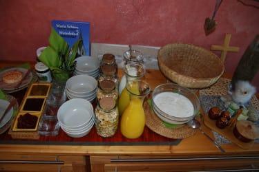 ... Frühstücksbuffet