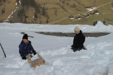 Osterurlaub im Schnee