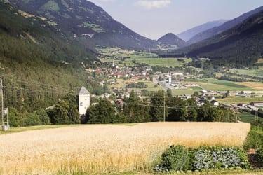 Sicht nach Obervellach