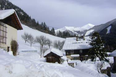 Winter im Mölltal