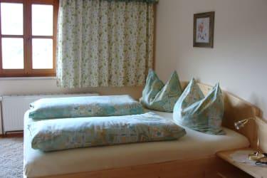 Schlafzimmer Abendrot