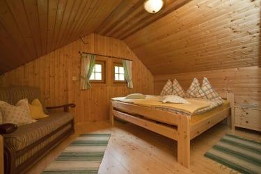 Doppelzimmer m. Zusatzbett