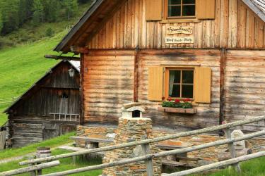 Die Wolfsbachhütte