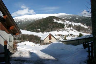 Blick am Katschberg