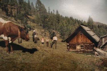 Von der Sennenhütte zur Wohlfühl-Hütte..