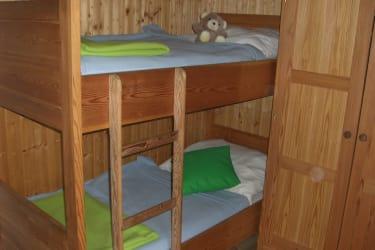Stockbett-Kinderzimmer