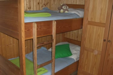 Stockbett-Kinderzimmer