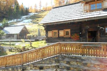 Der Herbst auf der Hoisenhütte