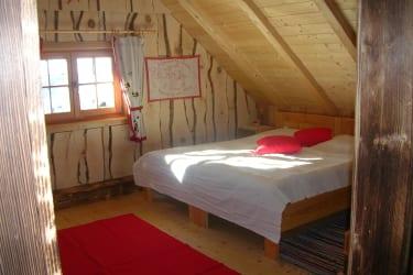 ...eines der Schlafzimmer