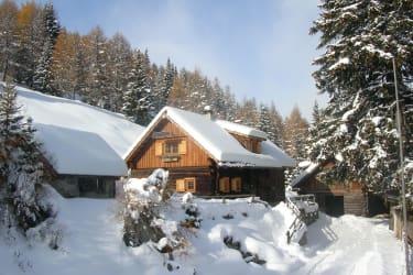 Winter auf der Alm