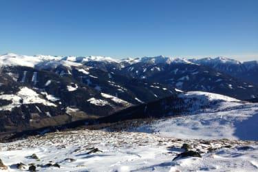 Winterparadies für Skitouren und Schneeschuhwanderungen