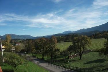Die schöne Aussicht in unseren Kärntner Bergen