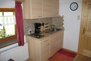 Kochecke Appartement Marianne